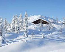 Zdjęcie dla Święta i Sylwester w wyjątkowej scenerii gór! Boże Narodzenie w górach